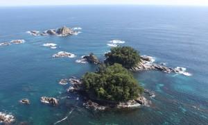 青松島・椿島