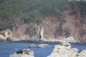ローソク岩3